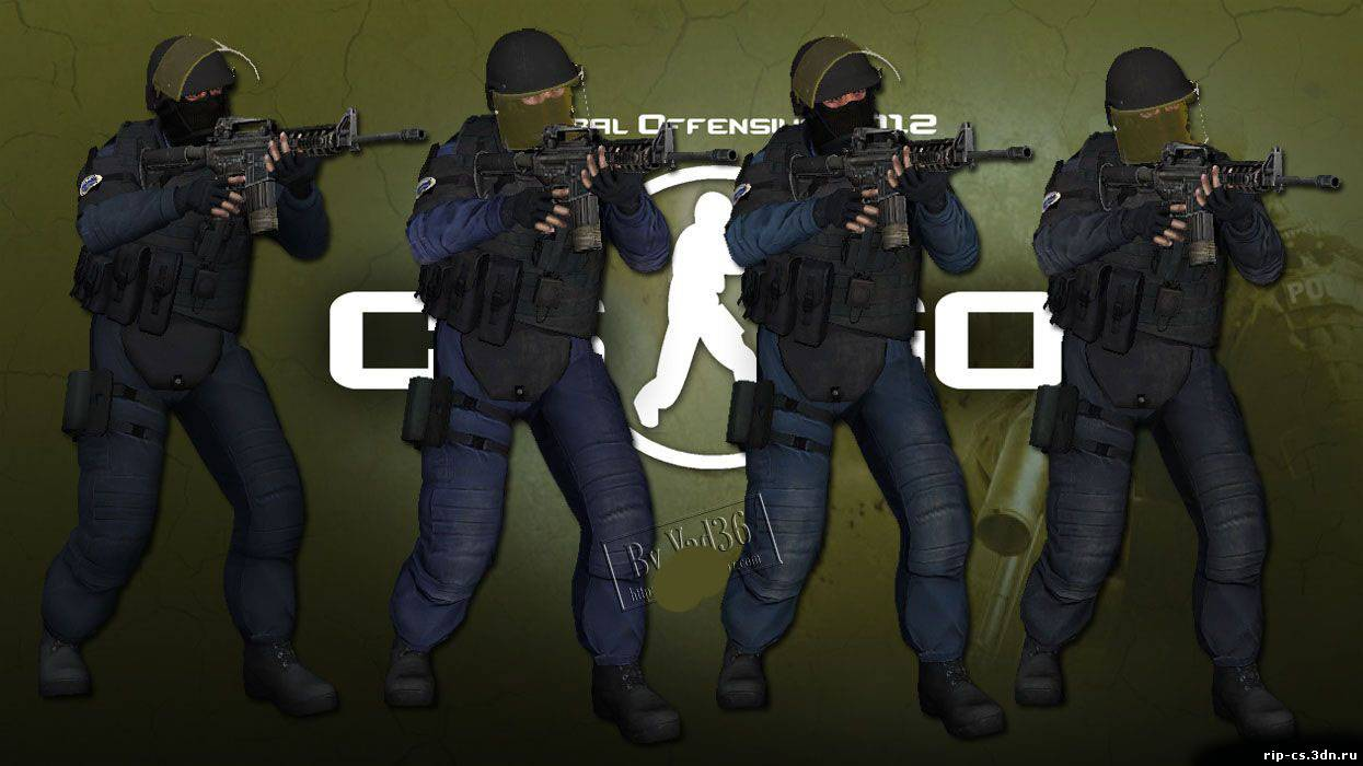Counter Strike Global Offensive Animation Skins And A